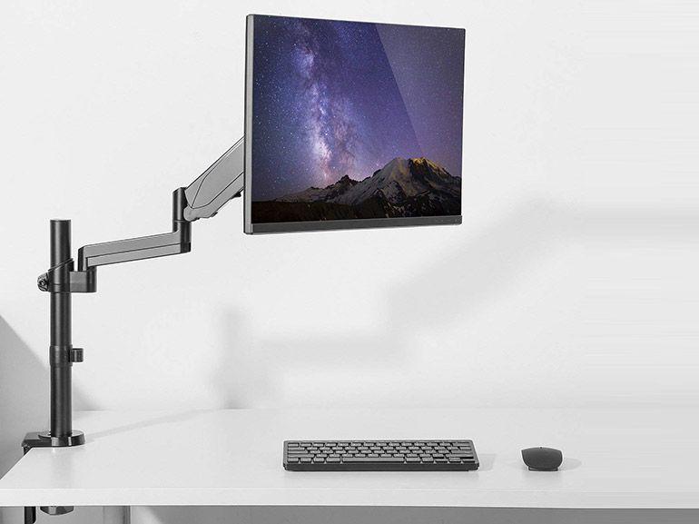 Bon plan : un support d'écran avec bras ergonomique ajustable à 36,79€