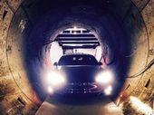 Le premier tunnel d'Elon Musk ouvrira le 10 décembre à Los Angeles