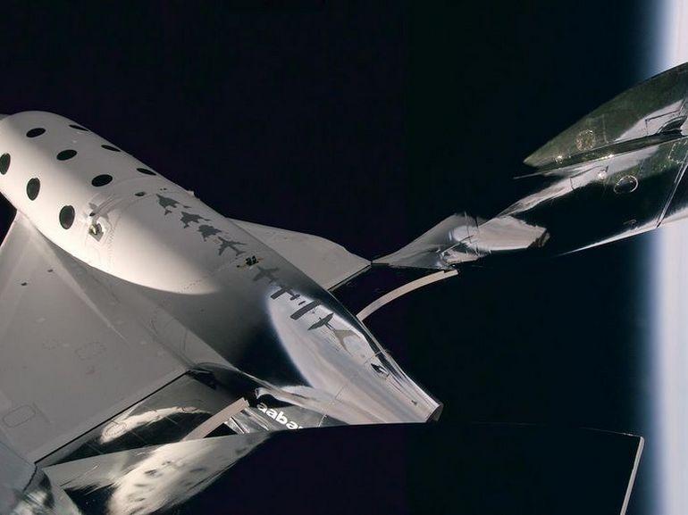 Virgin Galactic : Richard Branson promet un premier vol dans l'espace « d'ici quelques semaines »