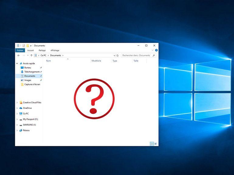 Windows 10 1809  : Microsoft s'explique sur la perte de fichiers et prend des mesures