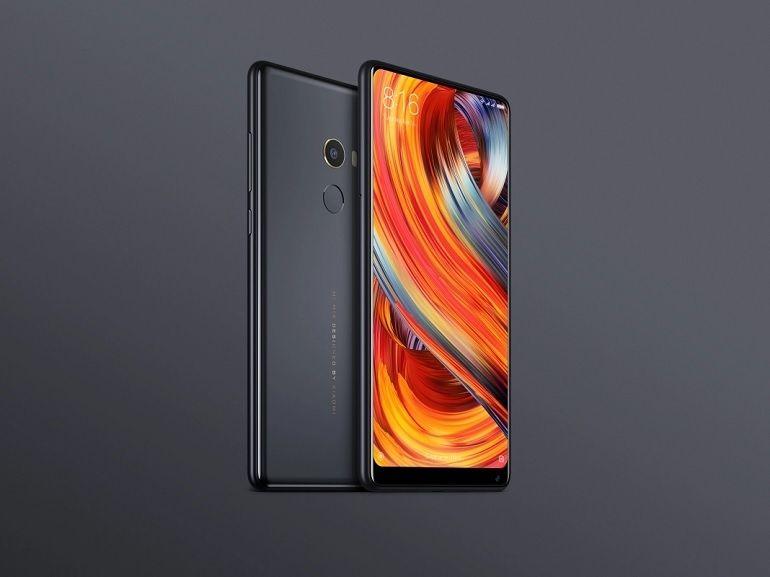 Soldes : Xiaomi Mi Mix 2, 64 Go + oreillette bluetooth à 229€ (après ODR)