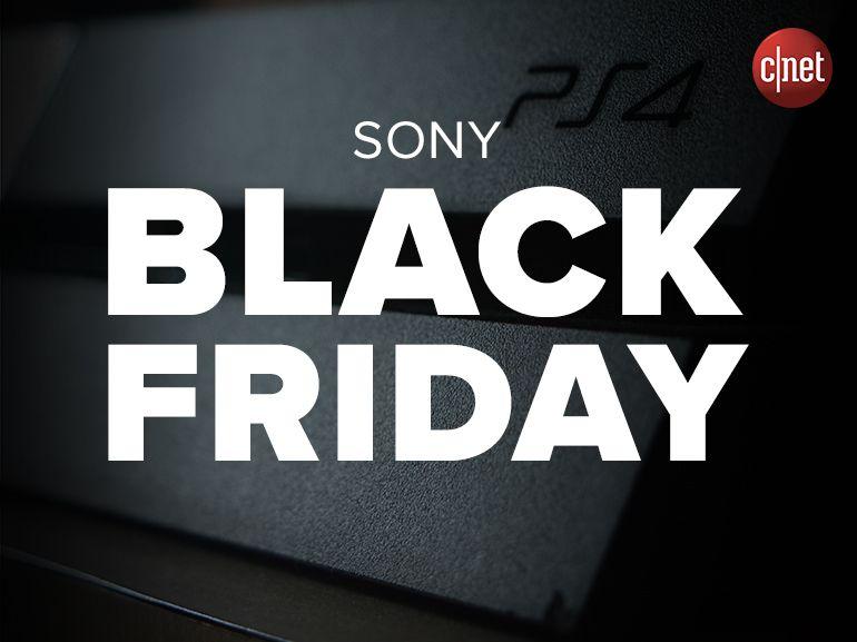 Black Friday : PS4, jeux vidéo, TV, son... le récap des meilleures promotions Sony