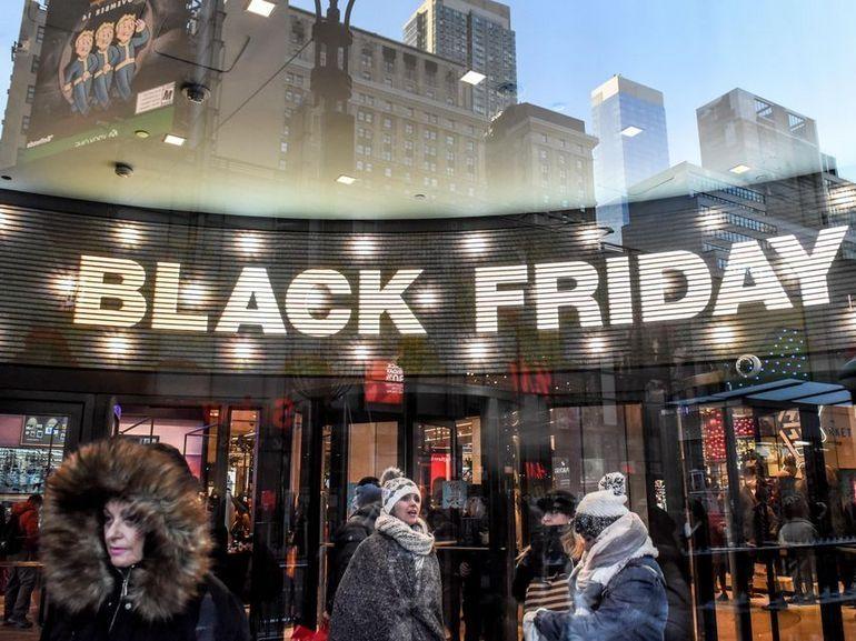 Black Friday : 6,2 milliards de dollars de ventes en ligne aux Etats-Unis