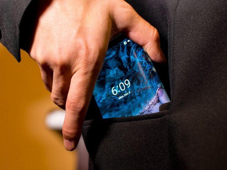 Android s'adapte aux écrans pliables