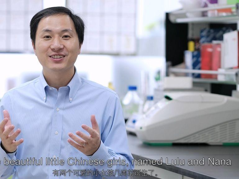 Des scientifiques chinois auraient créé les premiers bébés humains génétiquement modifiés