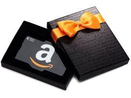 Carte cadeau Amazon : 6€ offerts pour l'achat de 30€ de chèques cadeaux jusqu'à demain