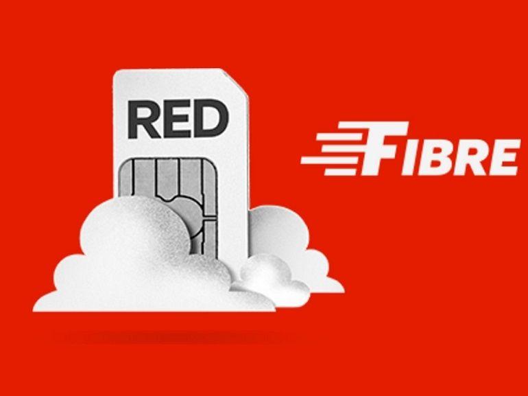 Le Cyber Monday de RED by SFR : les promos sur les forfaits mobiles et la fibre sont encore en ligne