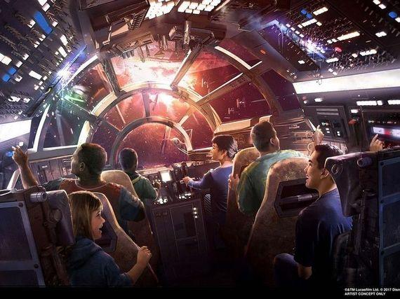 Star Wars Galaxy's Edge : tout ce que l'on sait sur le nouveau parc à thèmes Disney