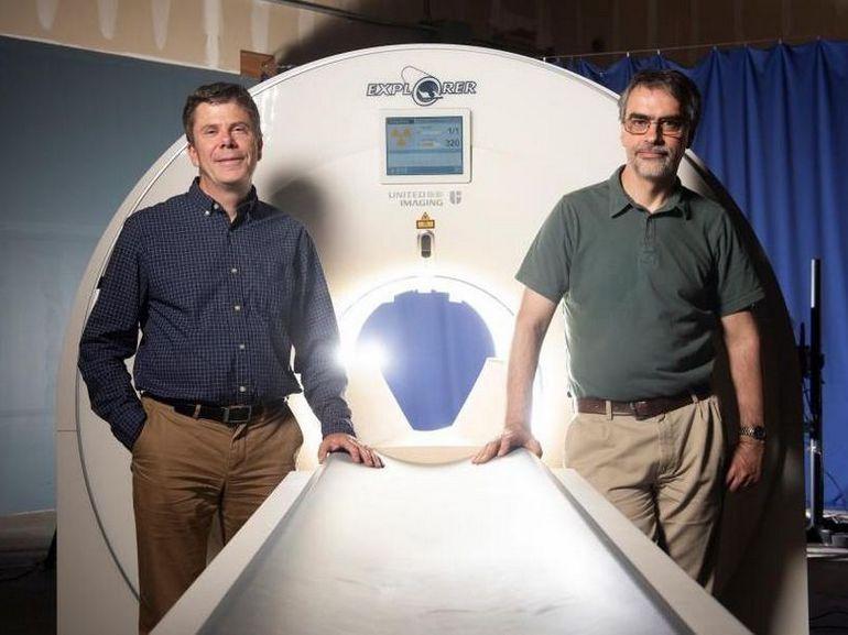 Le premier scanner 3D intégral d'un corps humain offre des images spectaculaires