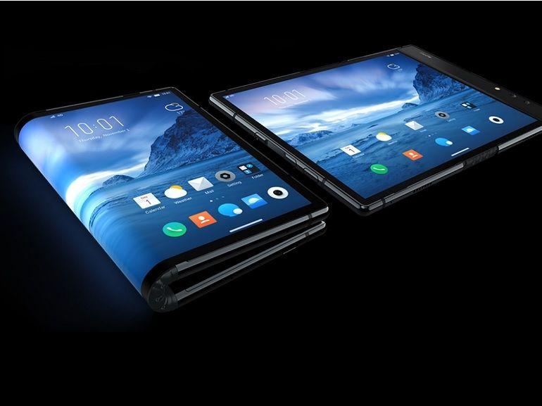 Royole FlexPlai : le premier smartphone pliable au monde n'est pas un Samsung