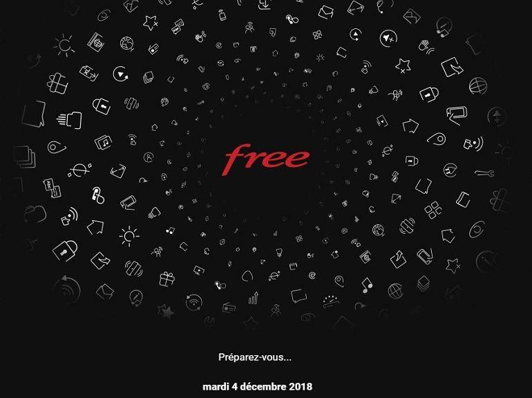 Freebox V7 :  le carton d'invitation est arrivé, présentation officielle le 4 décembre à 10h