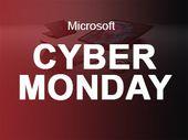 Cyber Monday : les offres Microsoft sur les Surface et Xbox