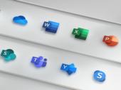 Microsoft redessine les icônes des applications Office 365 avec un look simplifié