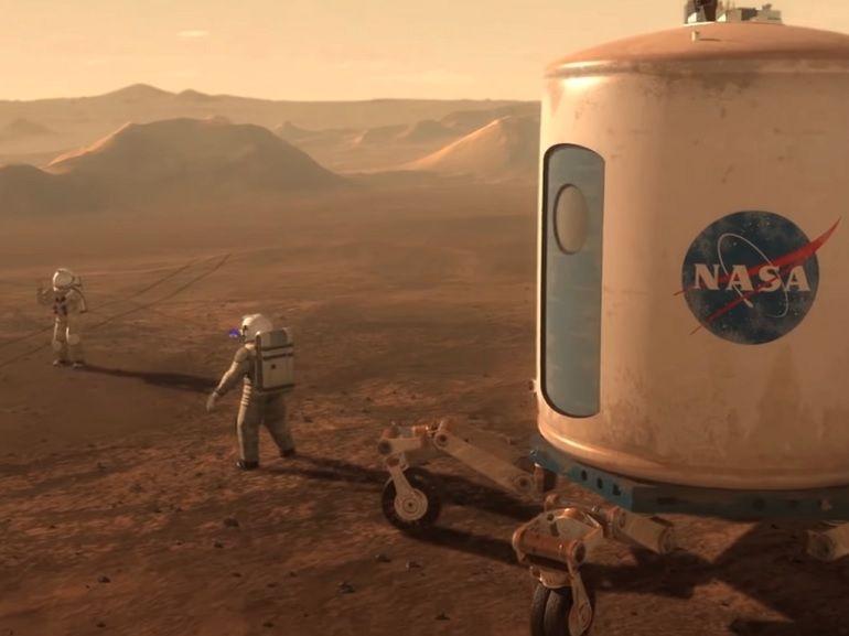 La NASA annonce son grand retour dans l'exploration spatiale habitée [vidéo]