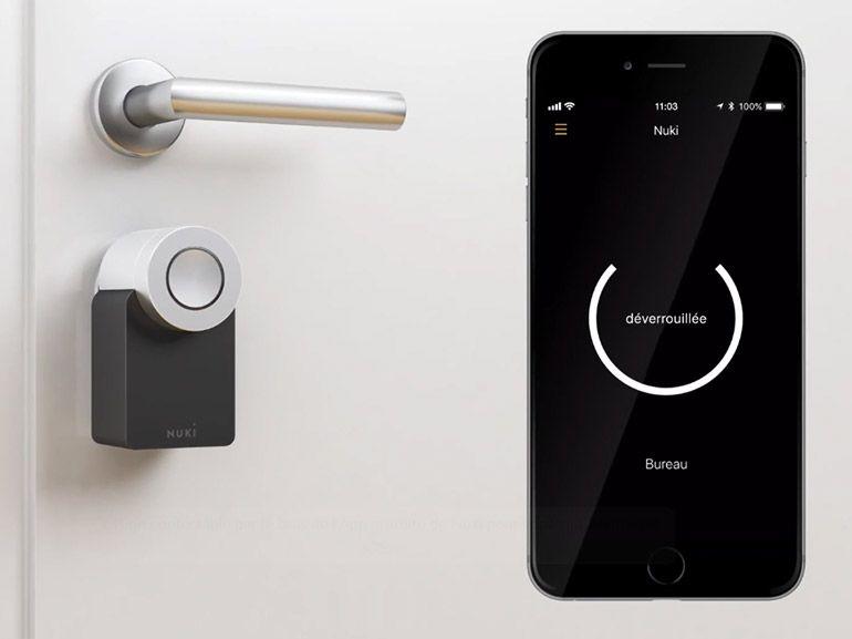 Test de Nuki Smart Lock, la serrure connectée qui s'adapte à votre installation