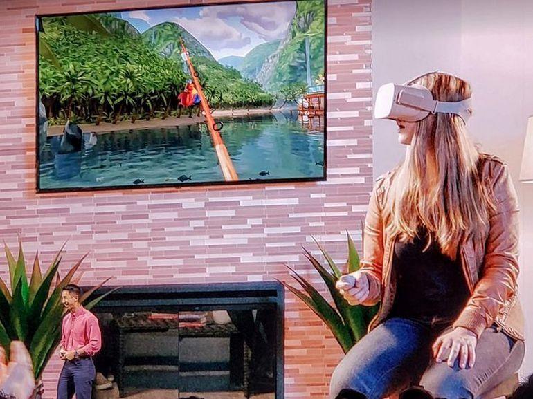Réalité virtuelle : YouTube disponible sur l'Oculus Go