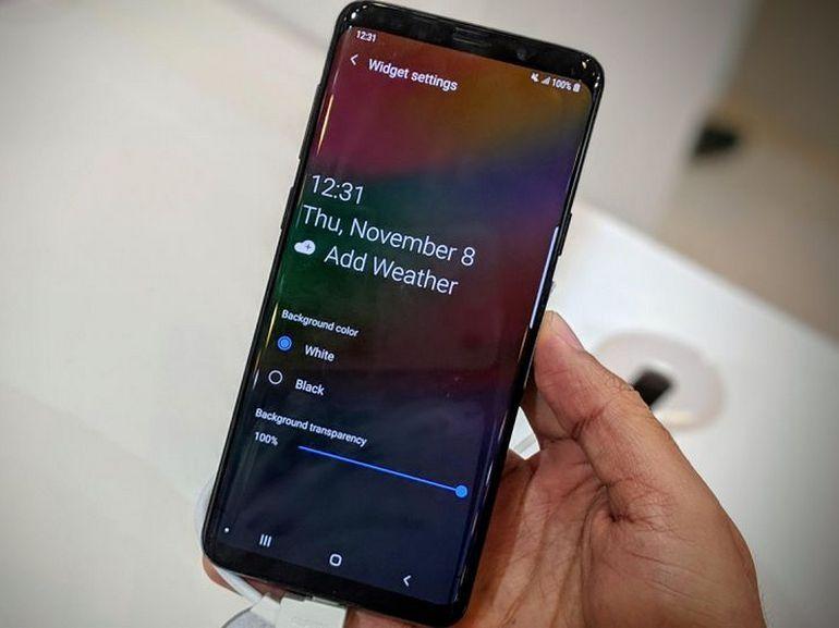 Samsung Galaxy S10 : triple capteur photo et capteur d'empreinte sous l'écran relevés dans une nouvelle fuite