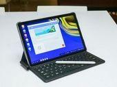 """Test - Samsung Galaxy Tab S4 : une bonne tablette, qui pourrait être améliorée côté """"productivité"""""""