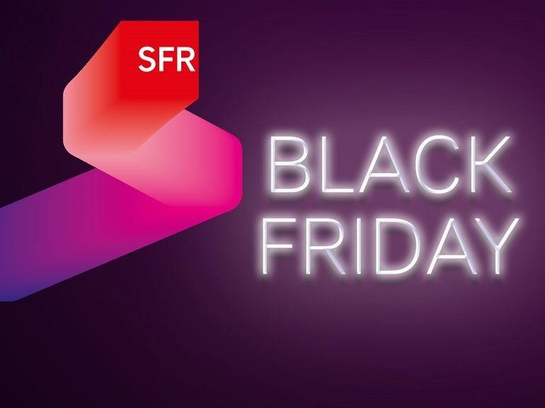 Pour le Black Friday, SFR baisse le prix de ses forfaits mobile POWER, à partir de 15€