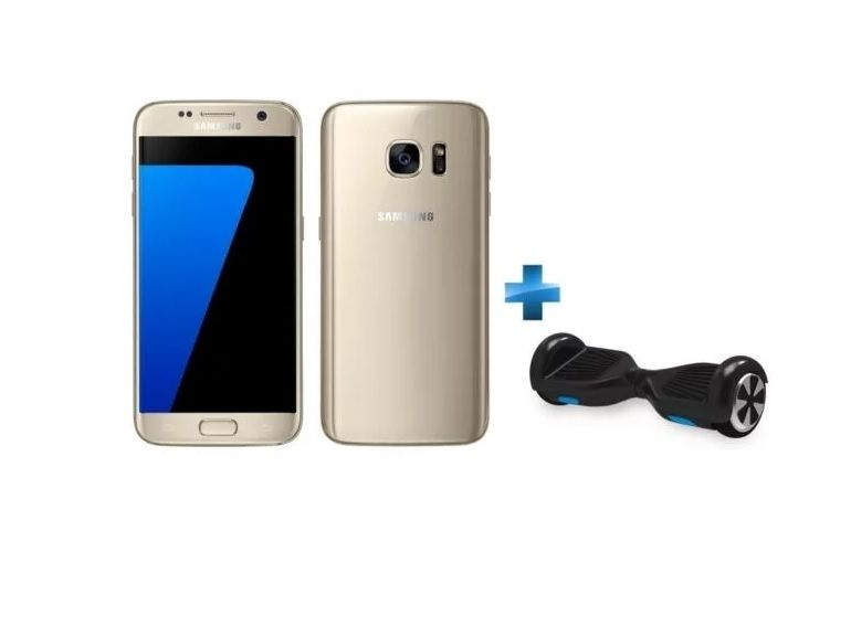 Black Friday : le pack Samsung Galaxy S7 + Hoverboard à seulement 259€