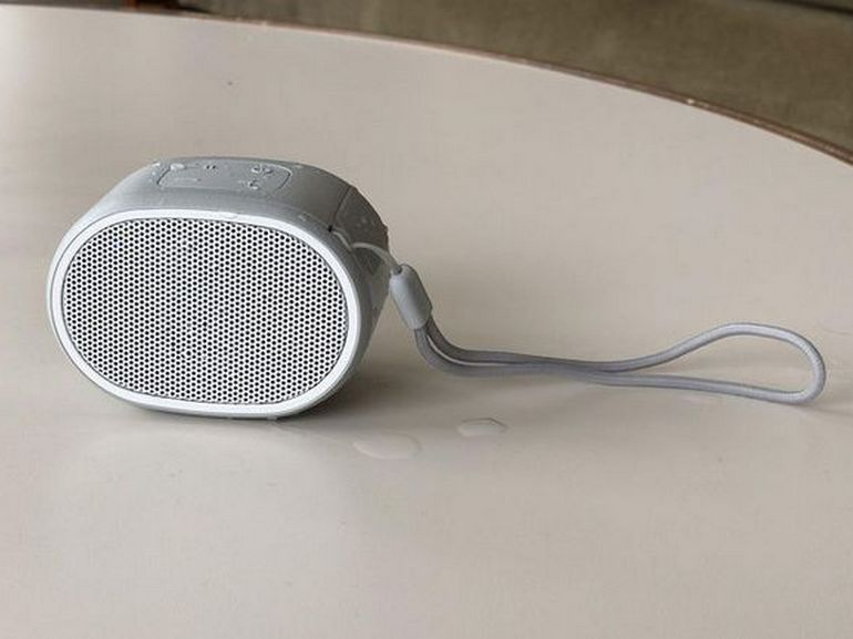 Test - Sony SRS-XB01 : une petite enceinte sympathique à petit prix