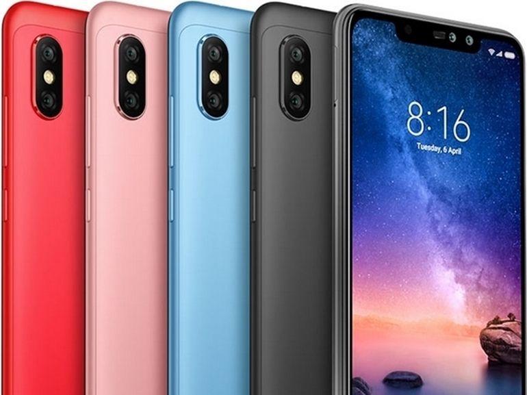 GearBest : le Xiaomi Redmi Note 6 Pro à 156 euros