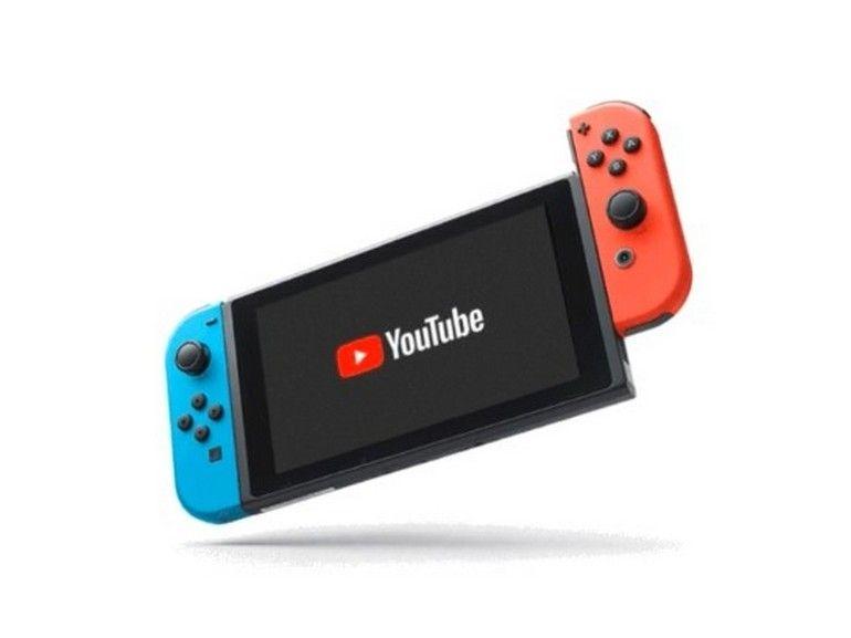 Avec YouTube, la Nintendo Switch devient un peu plus un boitier de streaming