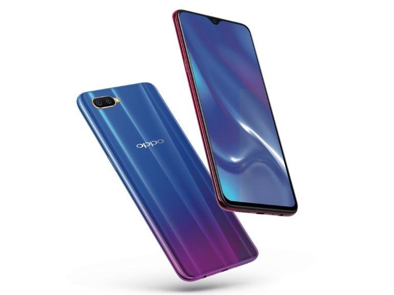 OPPO RX17 Neo : 50 euros de remise immédiate en échange de votre ancien smartphone