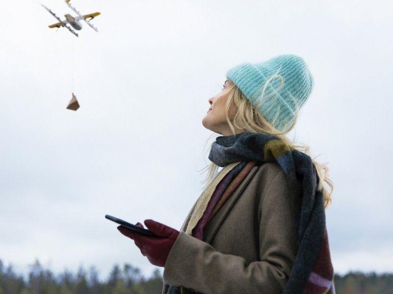 La filiale de Google va débuter les livraisons par drone à Helsinki