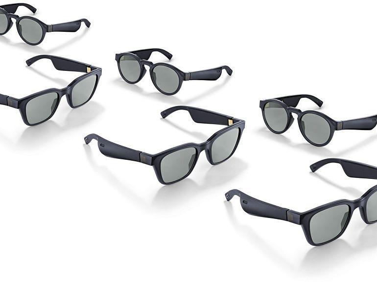 Bose Frame : des lunettes de soleil connectées avec une touche de réalité augmentée