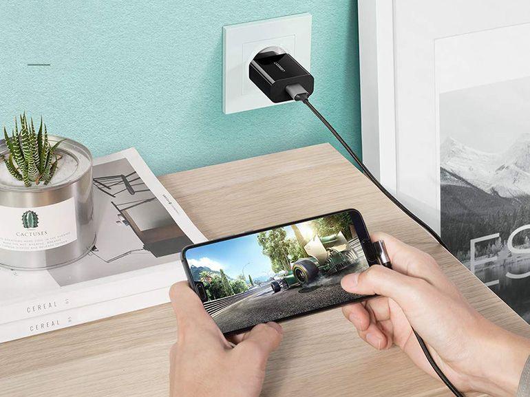 Bon plan : un chargeur secteur vers USB avec Quick Charge 3.0 à 10€