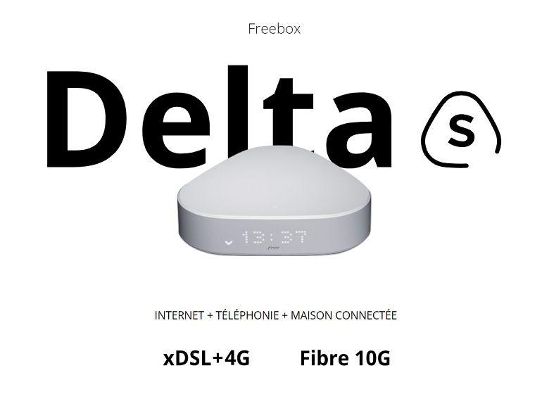 Freebox Delta S : une offre sans TV qui laisse perplexe