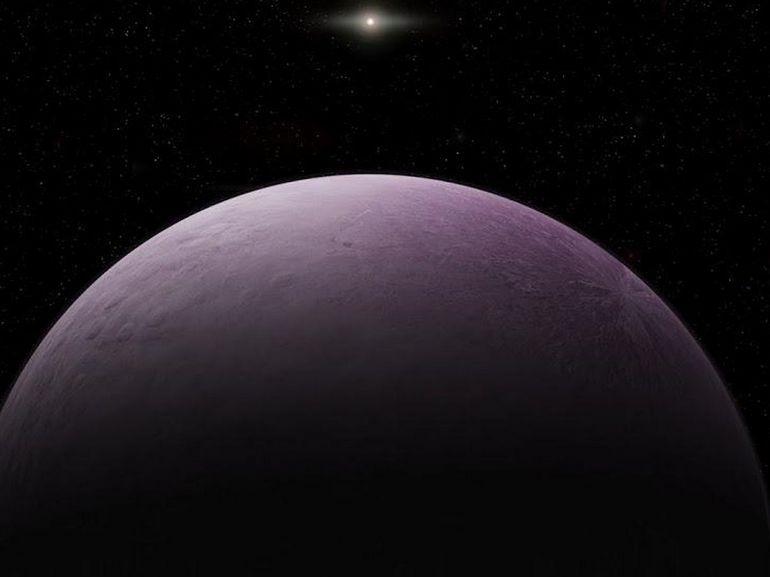« Farout », l'objet le plus éloigné de notre système solaire