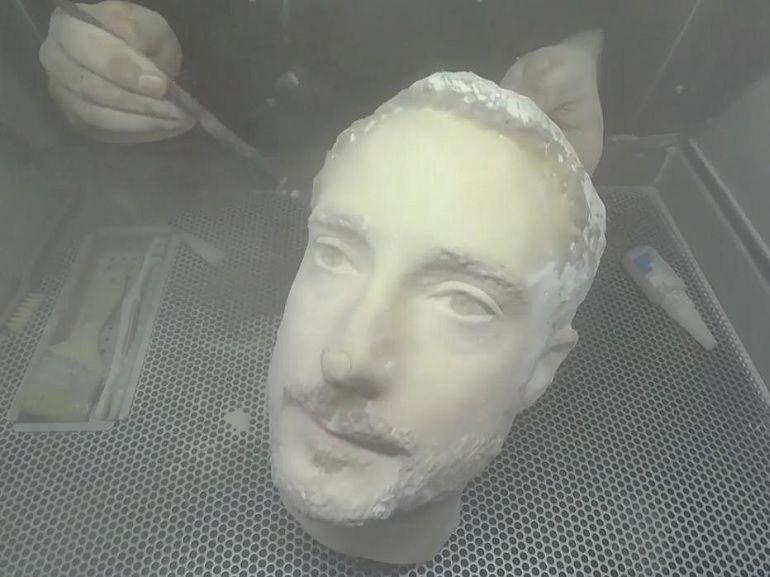 La reconnaissance faciale montre une nouvelle fois ses limites avec un visage imprimé en 3D