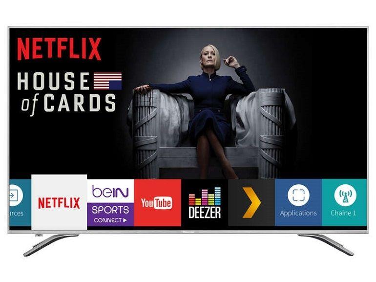 Bon plan : le TV 4K Hisense de 50 pouces est à 400€