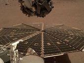 Écoutez les premiers sons venus de Mars