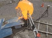 Des scientifiques fabriquent et font exploser de la lave pour mieux étudier les volcans