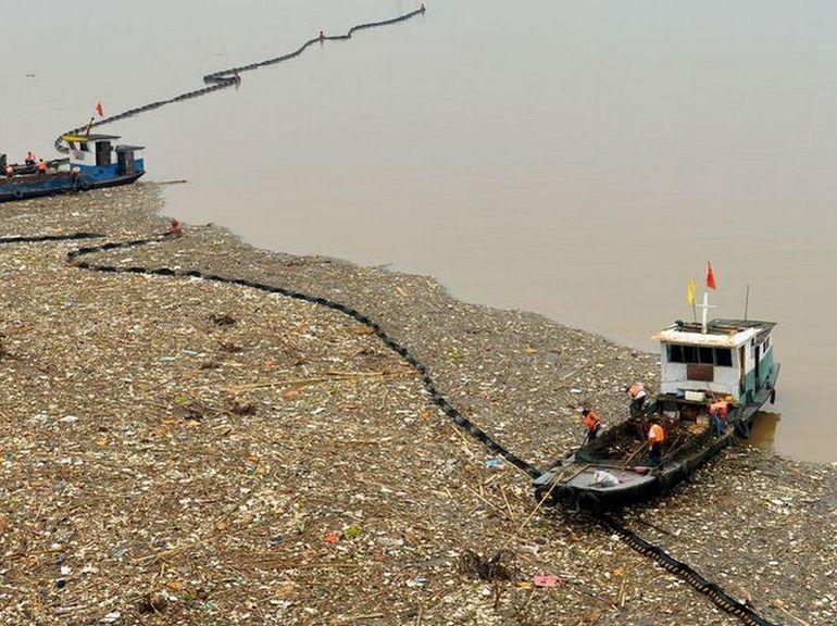 Des traces de plastique retrouvées au point le plus profond de la Terre