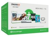 Bon plan : Xbox One S, 1 To + PUBG + FIFA 19 + Forza 4 + 2 manettes à 299€
