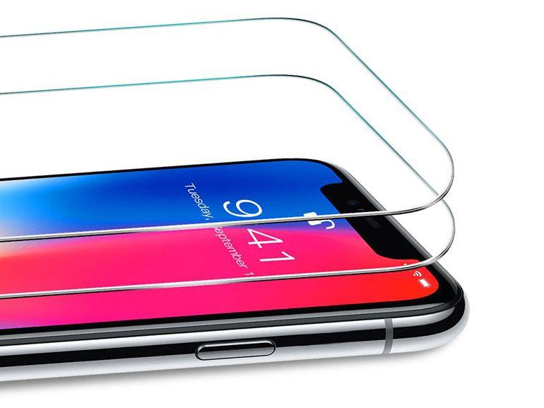 Bon plan : un lot de 2 protections écran en verre trempé pour iPhone X ou XS à 6,99€