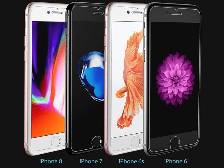 Bon plan : un lot de 3 protections écran pour iPhone 6, 6S, 7 ou 8 à 6,39€
