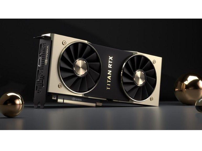 Nvidia Titan RTX, un monstre de puissance à 2 699€