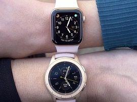 Meilleure montre connectée : Apple Watch vs Samsung Galaxy Watch, laquelle acheter ?