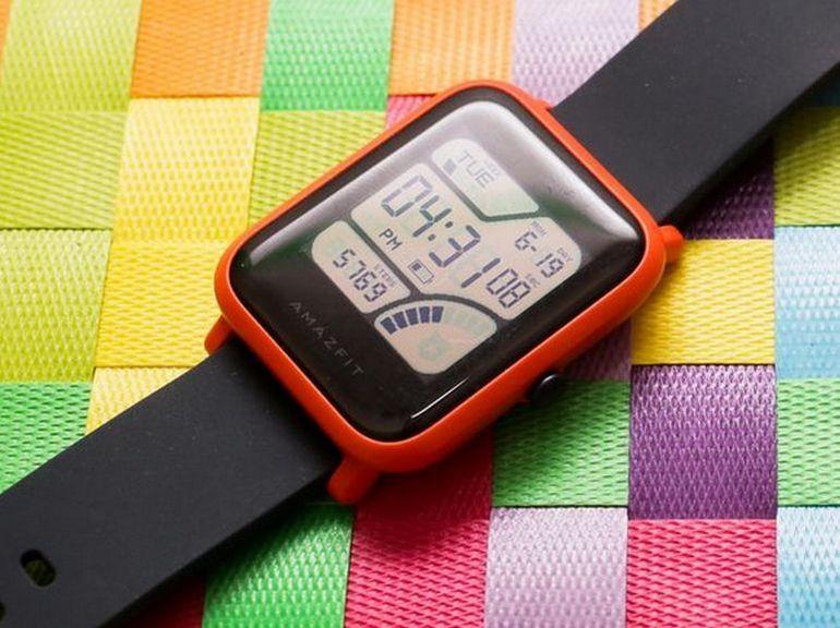 (Xiaomi) Huami Amazfit Bip : une smartwatch simple qui devrait servir d'exemple