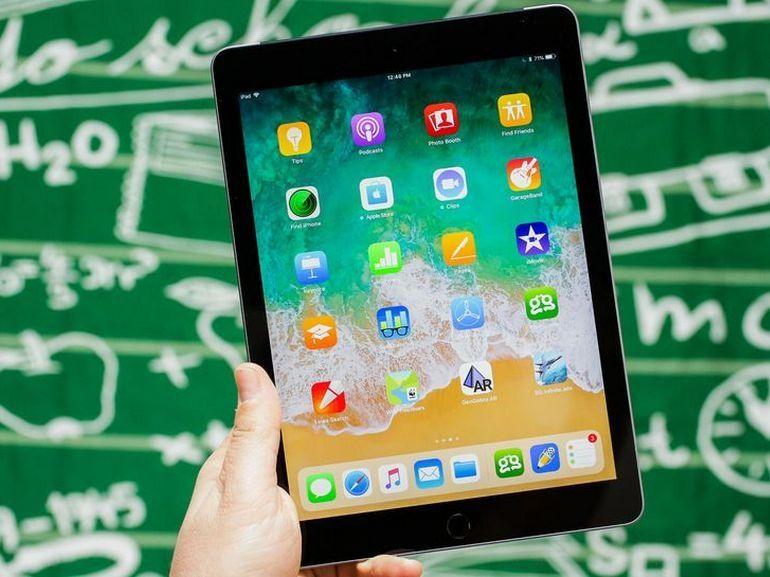 iPad : attendez-vous à de la reconnaissance faciale sur les futures tablettes d'Apple
