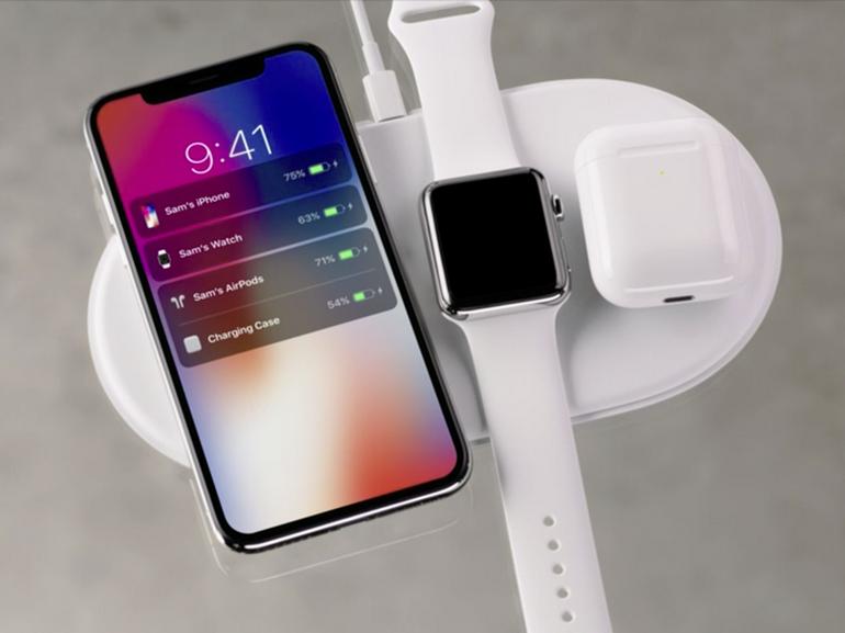 AirPower : ce que l'on sait du système de chargement sans fil d'Apple
