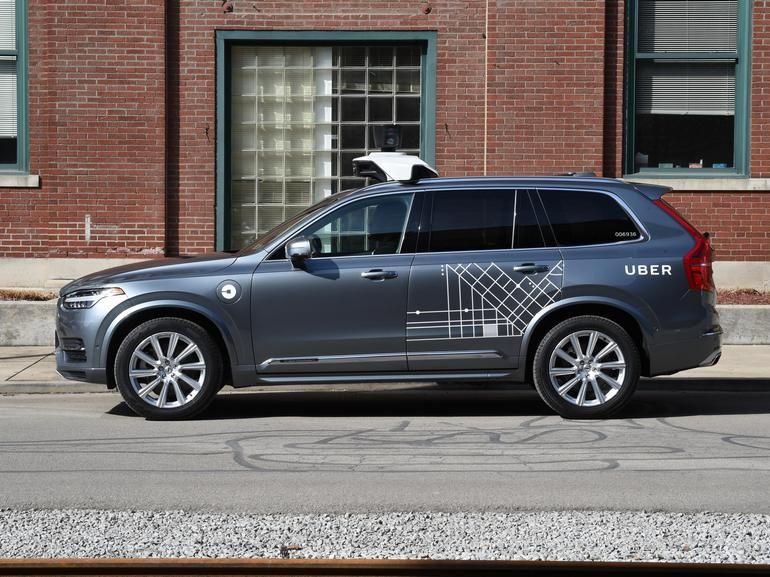 Uber : premier accident mortel impliquant une de ses voitures autonomes