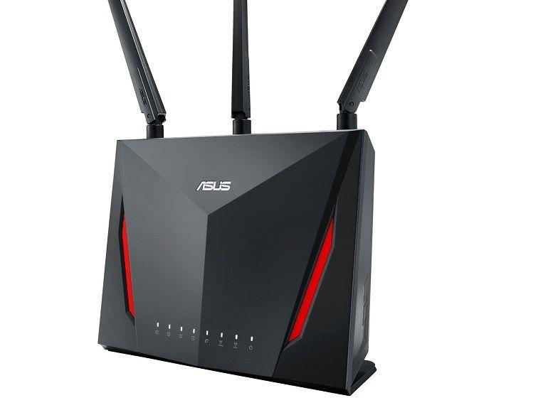 Test de l'Asus RT-AC86U, le routeur taillé pour les gamers
