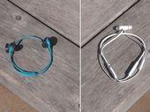 BeatsX vs Bose SoundSport : le match des écouteurs sans fil