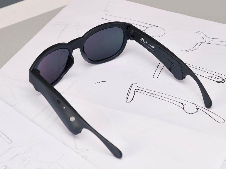 Bose veut lancer des lunettes de «réalité augmentée audio»